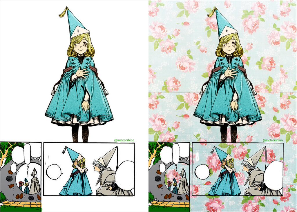 ATELIER OF WITCH HAT by akumasama17