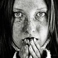 Splendid Freckles by DragonOfLust