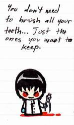 dental care advice by iAmTheQuam