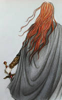 Maedhros the tall by FromMidworld