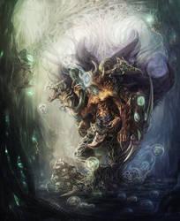 DW5- GOD OF DEATH- Final by zongdatdo811