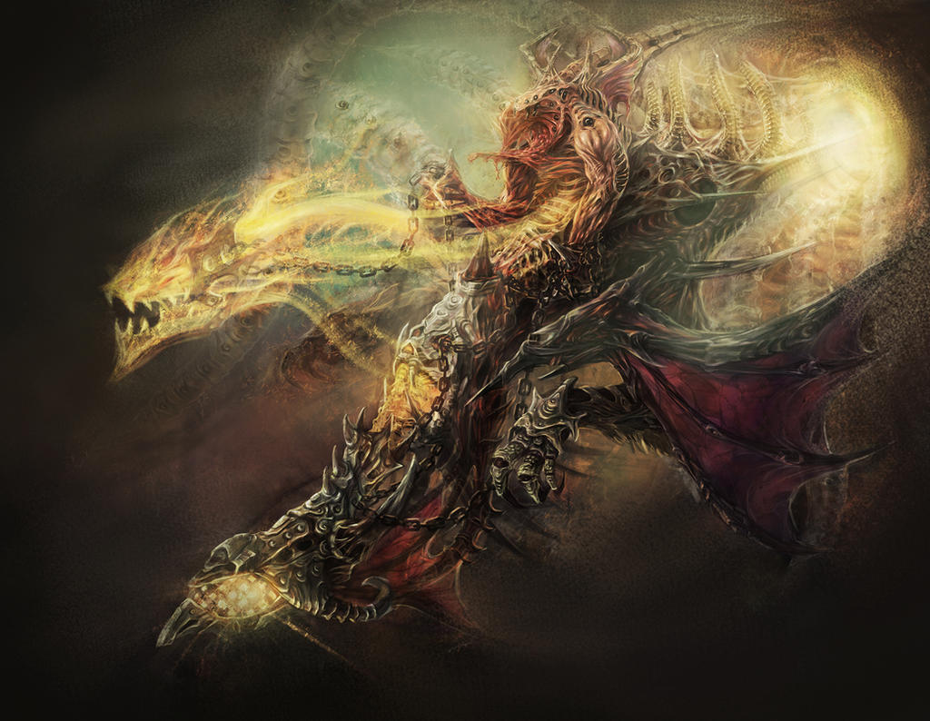 DRAGON OF FIRE by zongdatdo811