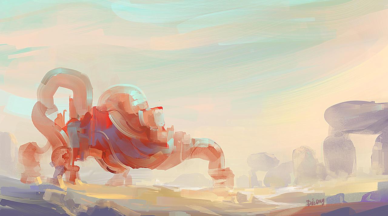 Desert by zongdatdo811