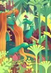 Commission: The Gardener