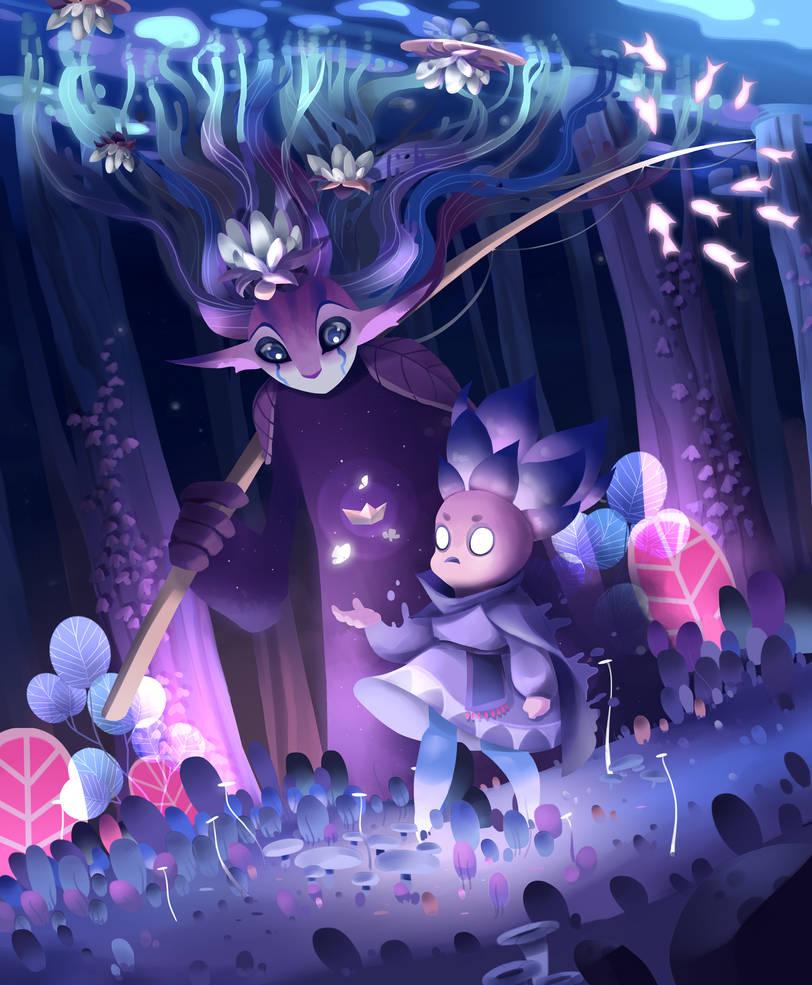Dream collectors by ApollinArt
