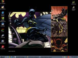 Batgirl screen cap by BaneNascent