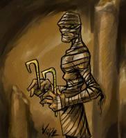 Mummy Dearest by BaneNascent