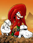 Knuckles Digs