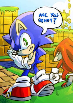 ARE YOU READY FOR SONIC MANIA
