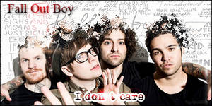 FOB I don't care