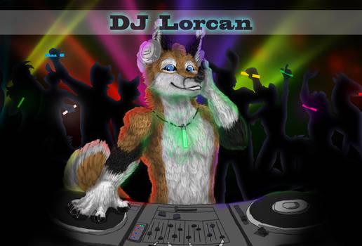 DJ Lorcan