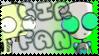 GIR FAN stamp by Phantom--Wolf