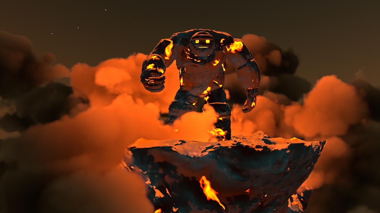 Image Result For Moana Lava Monster