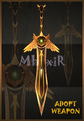 [CLOSED] Design Adopt Weapon - 28 by MhaxiR
