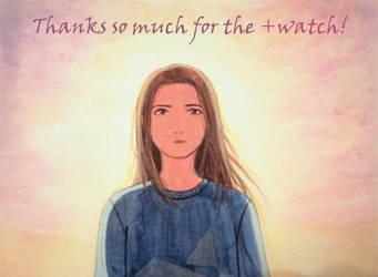 Thank you! by Anaitmarihel