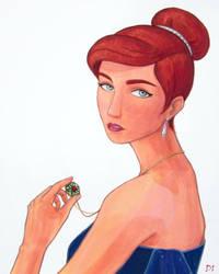 Anastasia by Anaitmarihel