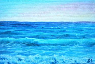 Sea by Anaitmarihel