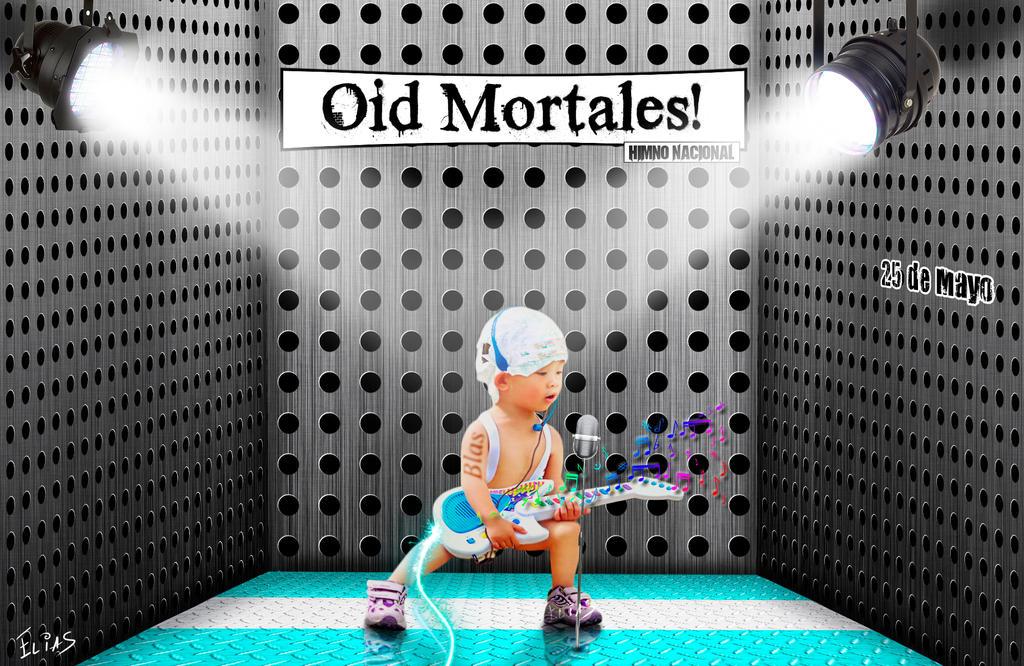Oid Mortales by ElFlautistaConGorra