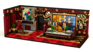 Lego Ideas Contest:  Noble's Manor