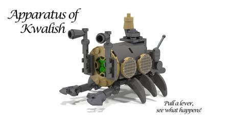 Lego Apparatus of Kwalish