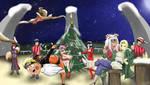 Christmas in Konoha by AlexFera