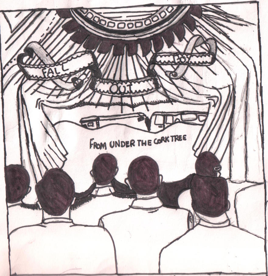 From under the cork tree by Killing4RevengeFrom Under The Cork Tree Album Cover