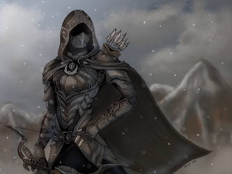 Nightingale- Guild Master by EemsArt