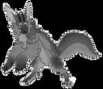 Custom Werewolf Onigooyle