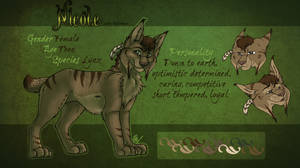 Nicole 2013 Reference Sheet