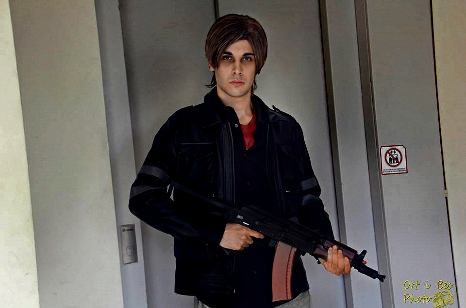 Resident Evil 6 Leon Scott Kennedy By Raidenovitchcosplay