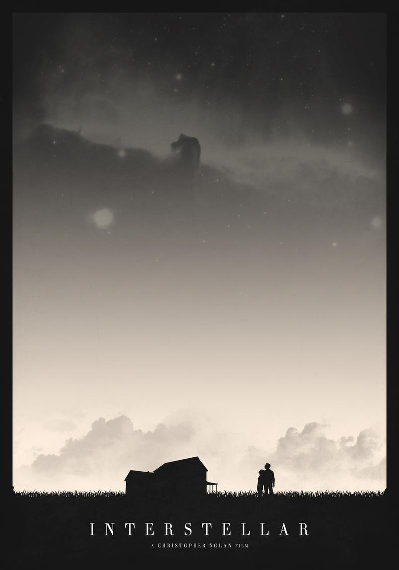 Interstellar poster by Deluxepepsi on DeviantArt  Interstellar po...