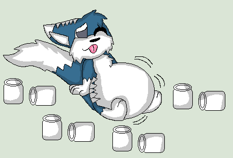 Filled Up With Potions(RQ) by cartoonlover307