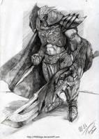 Karakter Cizimleri - Character Drawings 043 by FREEdige