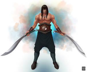 Karakter Tasarimlari-Character Design - 061  CONAN by FREEdige