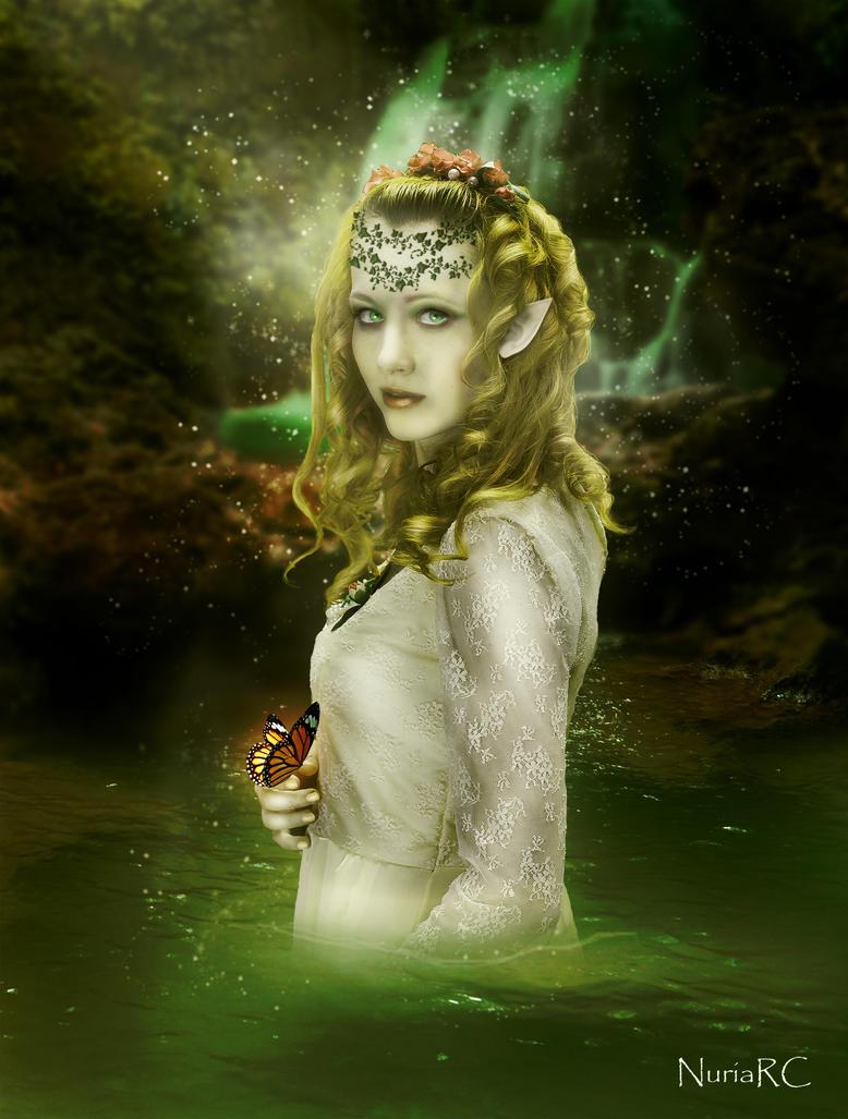 Green Eyes by nrcArt