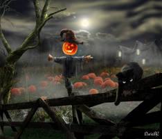 Pumpkin Patch by nrcArt