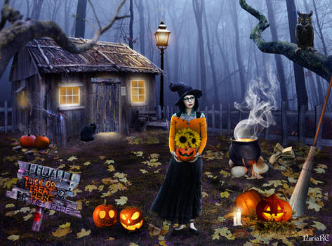 Trick Or Treat here if you dare