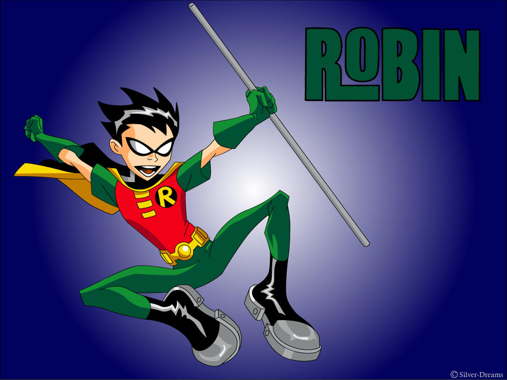 Teen Titans Robin 48