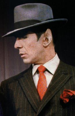 Mr. Spock by SpockHorror