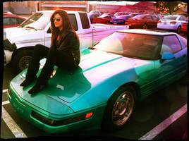 Corvette named Sally