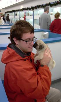 Me at Rumford Pets