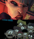 Loud Siblings Scared of an Angry Ventress