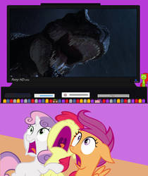 CMC Watch Rexy Gorge on EXP 4 by DarthWill3