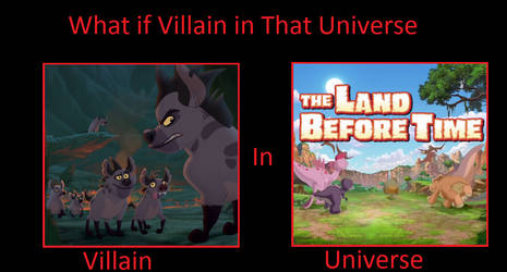 Janja's Clan in the Land Before Time TV Series by DarthWill3