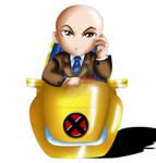 Professor X Chibi
