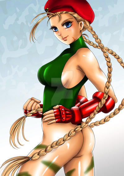 Cammy White by ExoroDesigns