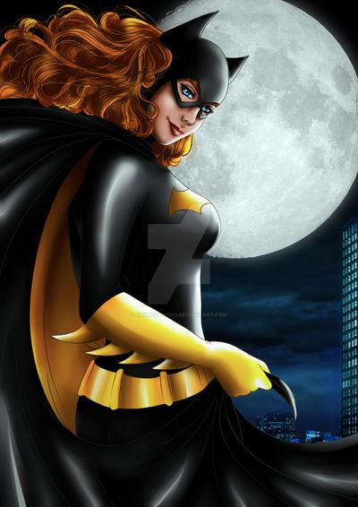 Batgirl by ExoroDesigns
