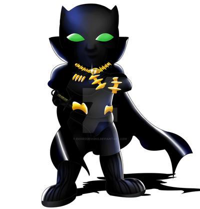 black panther chibi by exorodesigns on deviantart rh exorodesigns deviantart com Black Panther Marvel SVG Black Panther Marvel Mask