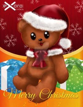 Exoro Choice's Christmas Wishing Cards 17