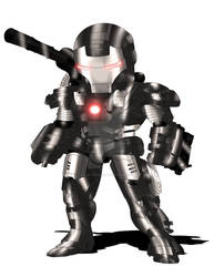 War Machine Chibi